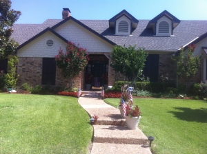 Forth of July in Hunters Glen and Quail Creek located in Plano Texas