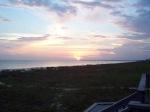 Sunset on Mexico Beach Florida